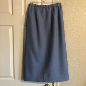 Pendleton / VINTAGE Woman's STRAIGHT SKIRT, size 6